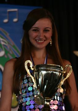 Kristen Daniels - KaraokeFest - 2011 - Creme de la Kids - Winner