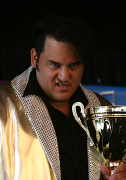 Martin Anthony - KaraokeFest 2011 - Creme de la King - Winner