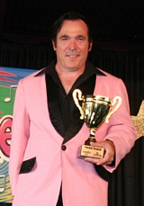 Brad Carrow - KaraokeFest 2011 - Creme de la King - 3rd Place