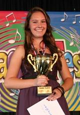 Devin Renee - KaraokeFest 2011 - Creme de la Kids - 3rd Place
