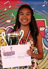 Katriz Trinidad - KaraokeFest 2011 - Creme de la Kids - 2nd Place