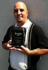Jimmy Vaughn - Inland Empire - KJ Award Winner