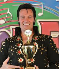 Joe Bullock - KaraokeFest 2012 - Creme de la King - 2nd Place