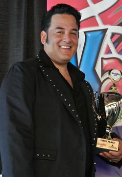 Martin Anthony - KaraokeFest 2012 - Creme de la King - Winner