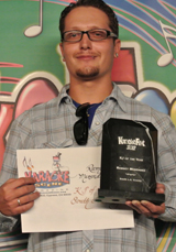 Ramsey Menendez - South LA County - KJ Award Winner