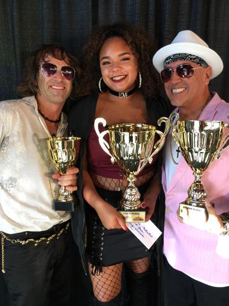 Creme de la Tributes 2017 Winners - Gregory Durham Joann Gilliam Bobby Vegas