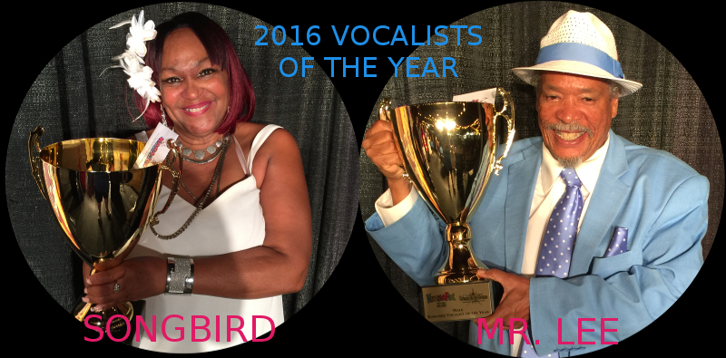 2016 Vocalists of the year - Songbird - Mr Lee