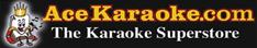 AceKaraoke Logo